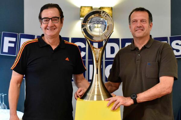 El Inter Movistar homenajeará a Cecilio Rodríguez en el Torneo de Ferias y Fiestas