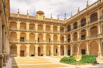 La prestigiosa jornada comenzará con la entrega del Premio Cervantes por parte de Sus Majestades los Reyes