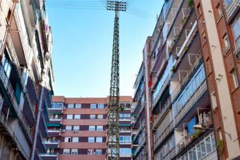 La infraestructura instalada en los años sesenta será eliminada a petición de los vecinos