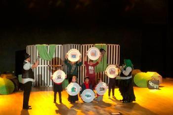 La campaña de Ecovidrio se realiza en numerosos municipios madrileños para concienciar a los escolares