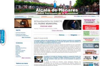 Los portales Web Municipal y Portal de Transparencia serán completamente accesibles según la norma de Requisitos de Accesibilidad para contenidos en la web