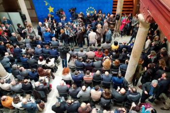 La FEMP ha llegado a un acuerdo con Montoro por el que los ayuntamientos podrán destinar su superávit a nuevas inversiones
