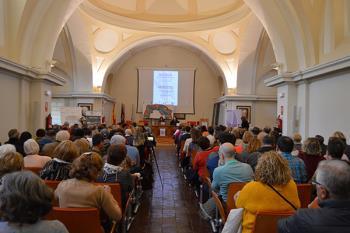 El acto ha sido organizado por la Escuela Municipal de Adultos y las Asociaciones del Consejo Municipal de Mujer