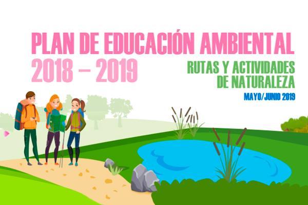 Alcalá presenta sus rutas naturales para mayo y junio