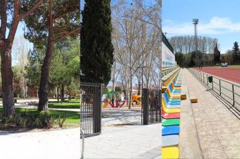 El Parque Salvador de Madariaga, el Parque de la Duquesa, y la pista de atletismo del Val ya están disponibles