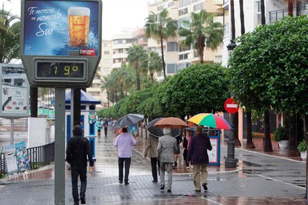Alcalá volverá a saber la hora y la temperatura