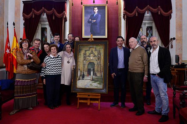 Hoy se conmemora con una exposición, un nuevo cuadro en el Salón de Plenos y la entrega del premio Patrimonio Mundial