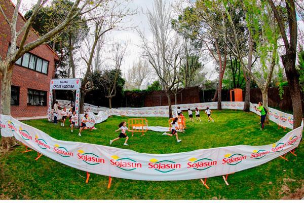 Alcobendas acoge a 10.000 atletas en una competición de cross