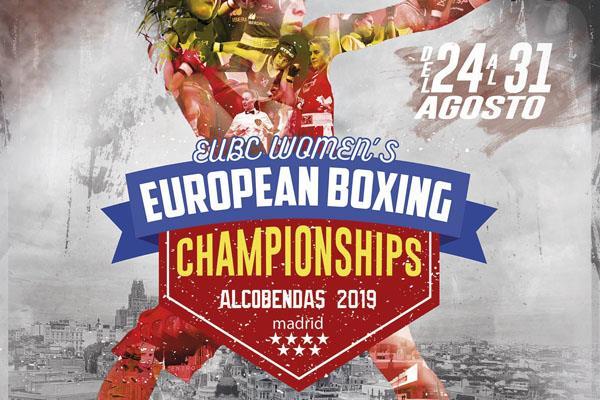 Alcobendas acoge el Campeonado Europeo de Boxeo Femenino Olímpico