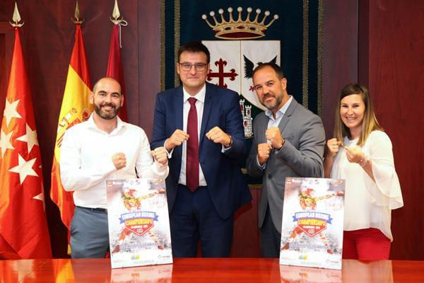 Alcobendas acoge el Campeonato de Europa de Boxeo Femenino Olímpico
