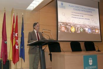 El consistorio destinará 8,5 millones de euros como parte del Plan Director Alcobendas Ciudad Inteligente