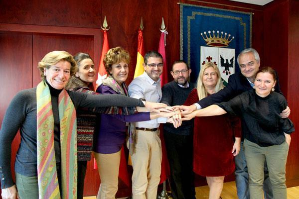 El Ayuntamiento ha firmado siete convenios con proyectos de desarrollo en países de África, América y Asia