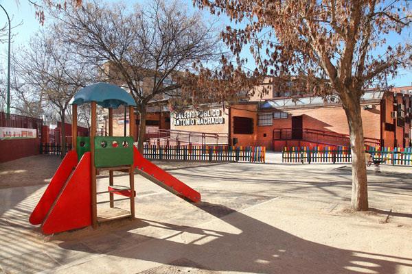 Alcobendas invierte 1,4 millones de euros en mejoras en los colegios públicos