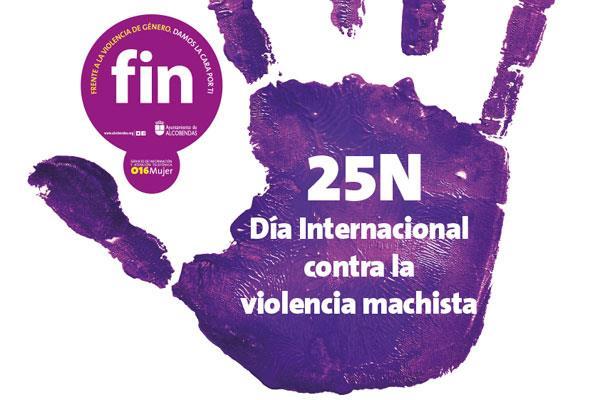 Alcobendas organiza actividades de sensibilización contra la violencia machista