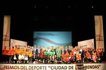 Javier Beirán y Ana Arnau han sido reconocidos como los mejores deportistas de 2019
