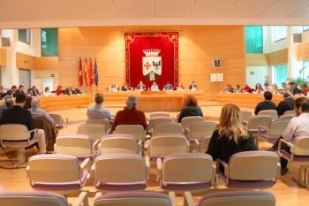 El ayuntamiento también solicitará la ampliación de la red de Cercanías Renfe en los municipios del norte