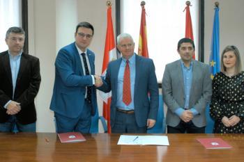 Los ayuntamientos realizarán otras actividades de manera conjunta entre las dos ciudades