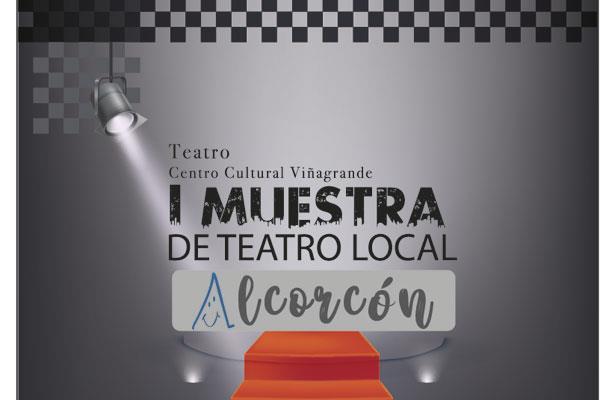 """Alcorcón pone en marcha """"Arriba el telón"""", una iniciativa para apoyar la difusión del teatro local"""