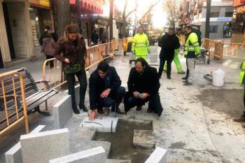 La inversión supone para el Ayuntamiento 70.000 euros