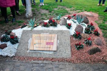 El parque anexo al Teatro Buero Vallejo llevará su nombre en memoria de los hechos acaecidos en 1977