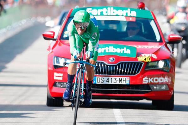 Alcorcón se vuelca con la última etapa de La Vuelta