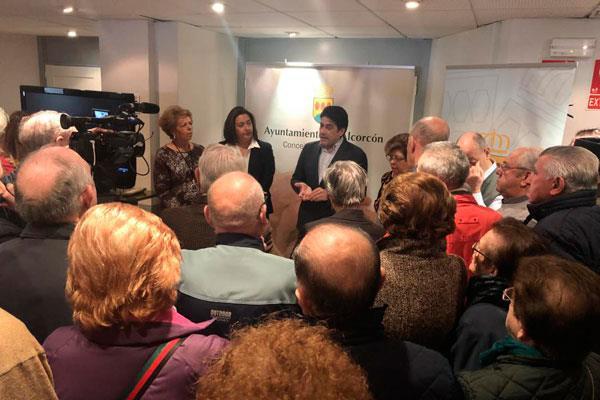 Alcorcón tendrá una nueva residencia de mayores