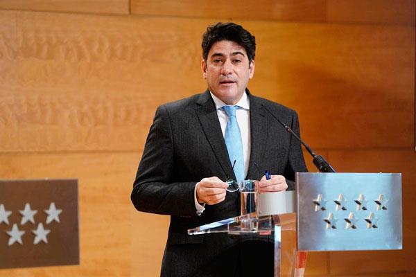 Alegaciones presentadas al 'Plan Vive' de la Comunidad de Madrid