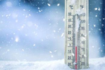 Las temperaturas máximas no superarán los 9 grados mientras que las mínimas oscilarán entre los -4 y -5 grados