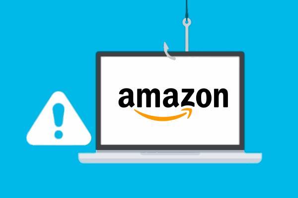Alerta por intentos de robo de cuentas de Amazon