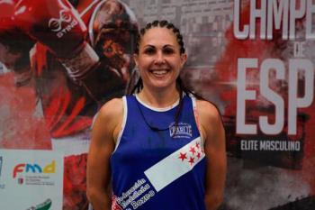 La boxeadora mostoleña se ha vuelto a proclamar Campeona nacional en la categoría de -60kgs
