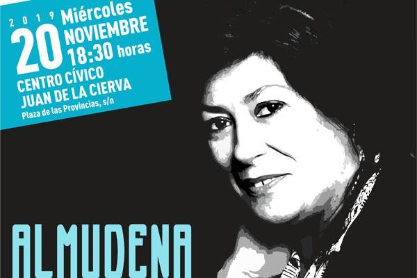 Almudena Grandes inicia el nuevo ciclo de 'Encuentros con autor'