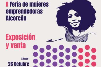 El evento que tendrá lugar el sábado 26 de octubre busca fomentar el pequeño comercio de mujeres emprendedoras