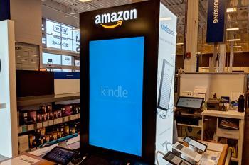 España se convierte así, en el tercer país con un centro tecnológico para la sección Kindle y libros de Amazon