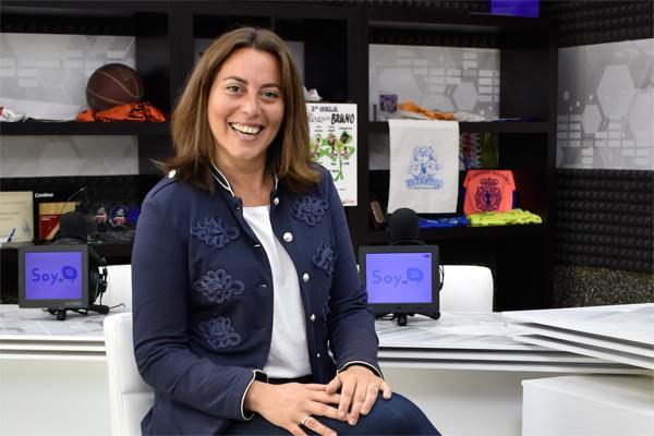 Ana Millán, en el equipo de Pablo Casado (PP)