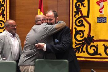 El hasta hoy concejal de Urbanismo sustituirá a Carlos Ruipérez al frente del consistorio