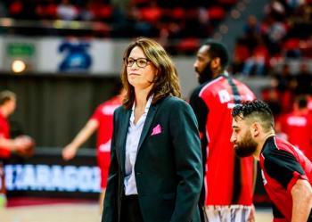 La entrenadora ayudante del Montakit Fuenlabrada se ha desplazado a Estados Unidos para asistir a la ceremonia
