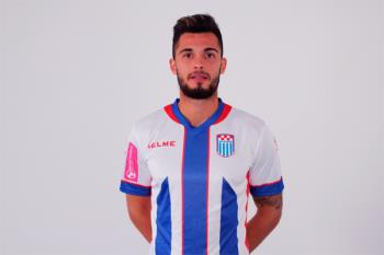 El joven central llega cedido por el Deportivo Alavés