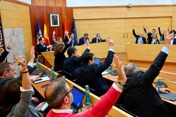 Con el voto a favor del Gobierno local, Cs y Vox se sumaron 19 de los 24 concejales asistentes al Pleno