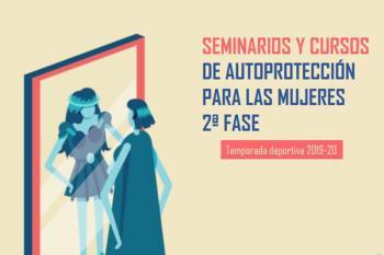 'Autoprotección para mujeres' llega con sus cursos y seminarios al C. D. M. Barajas