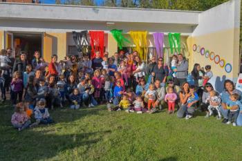 Comienza el curso escolar de las Ludotecas, Pequetecas y Bebetecas municipales de Torrejón con una gran fiesta de familias