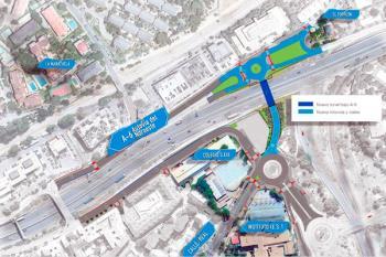 El nuevo proyecto pretende enlazar La Marazuela y El Torreón con el centro de la localidad