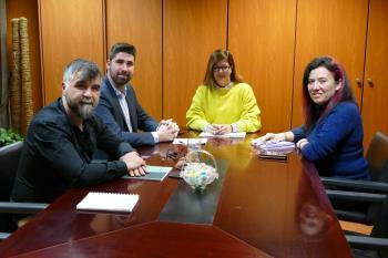 El ayuntamiento comunica que ya han tenido lugar las primeras reuniones entre PSOE, Podemos y Más Madrid Ganar Móstoles