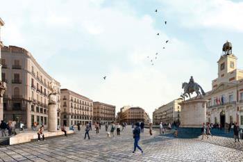 El Ayuntamiento de Madrid y el Colegio de Arquitectos colaboran en la remodelación del espacio