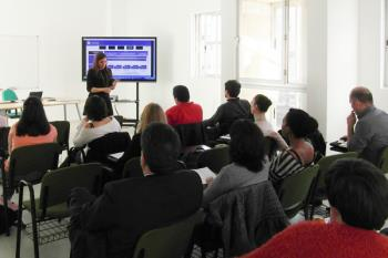 Las charlas se celebrarán todos los martes, de 12 a 14 horas, desde este 4 de septiembre