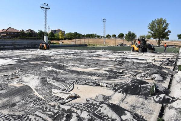El proyecto tiene un importe total de 199.516,14 euros más IVA y las obras cuentan con un plazo máximo de 45 días