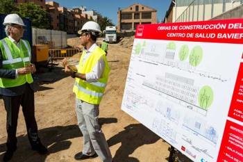 La Comunidad de Madrid invertirá en su construcción 3,1 millones de euros y prestará servicio a 15.000 vecinos