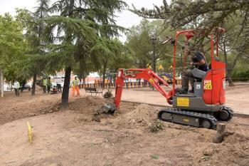 La Comunidad de Madrid financia las obras en su totalidad
