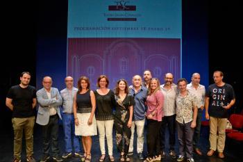 Carmen Machi, Llum Barrera, Arturo Querejeta y Toni Acosta son algunos de los nombres que pisarán sus tablas hasta finales de año