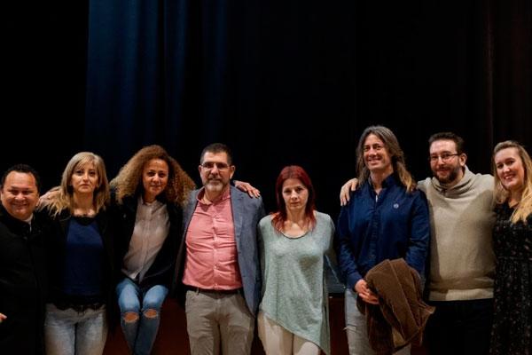 El exportavoz del PSOE, Juan Carlos García, liderará la nueva formación municipal