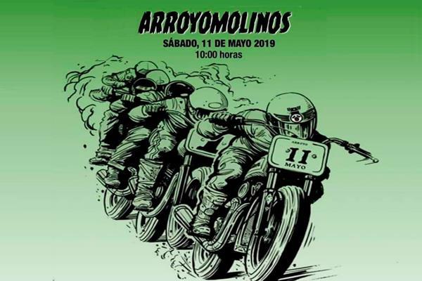 Arroyomolinos calienta motores para celebrar su IV Concentración Motera